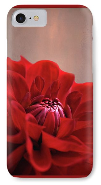 Dahlia Dalliance  IPhone Case
