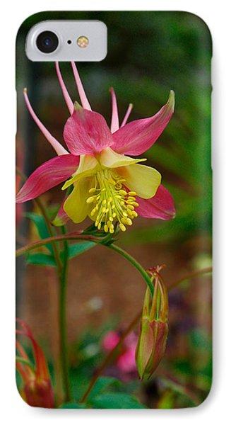 Dainty Flower Phone Case by Amber Lea Starfire