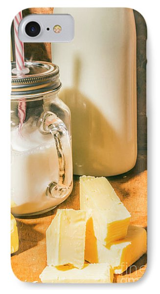 Dairy Farm Products IPhone Case by Jorgo Photography - Wall Art Gallery