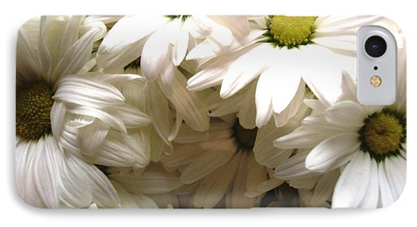 Daisies Make Me Smile IPhone Case