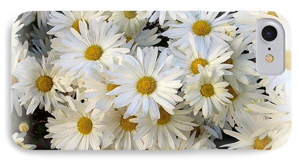 Daisy Bouquet IPhone Case by Carol Sweetwood