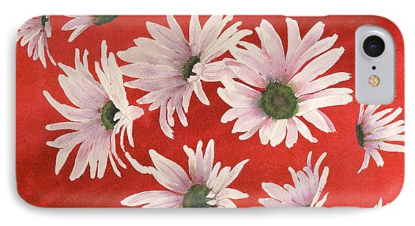 Daisy Chain IPhone Case by Ruth Kamenev