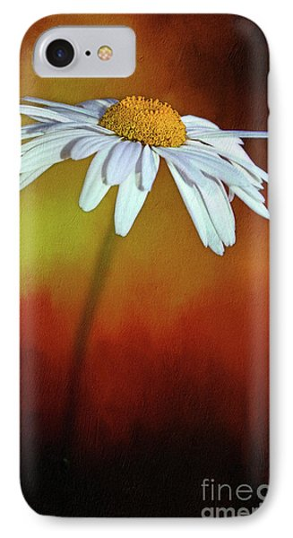Daisy On Heat By Kaye Menner IPhone Case by Kaye Menner