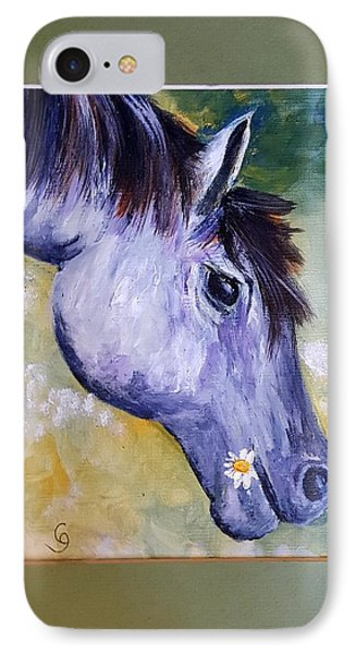 Daisy The Old Mare     52 IPhone Case