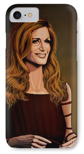 Dalida IPhone Case by Paul Meijering