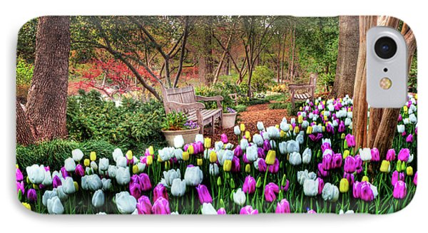 Dallas Arboretum IPhone Case by Tamyra Ayles