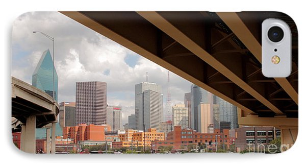 Dallas Backside Phone Case by Robert Frederick