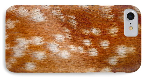 Dama Dama The Spotted Ginger Animal Fur Of A British Fallow Doe Deer Phone Case by Andy Smy