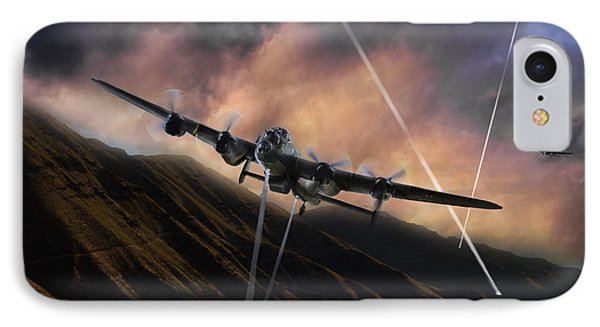 Dambusters   IPhone Case by Peter Chilelli