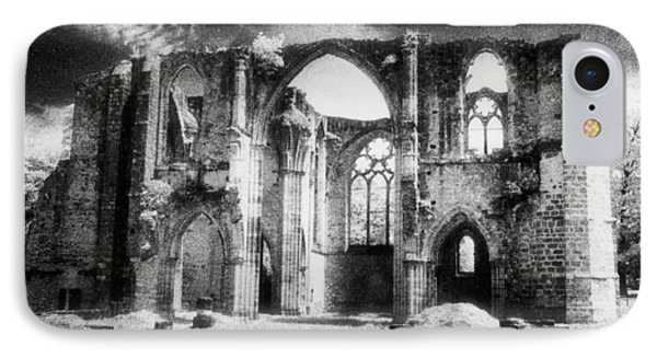 Dammarie Les Lys Abbey IPhone Case