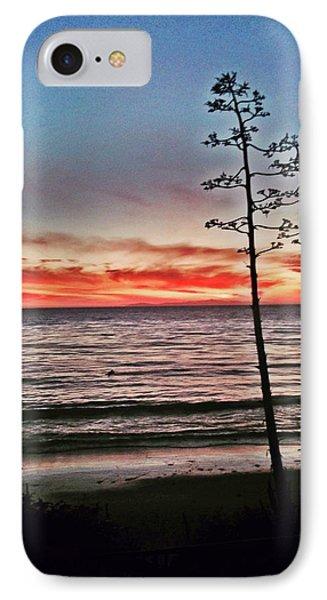 Dana Point Sunset IPhone Case