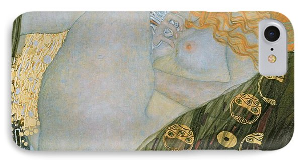 Danae IPhone Case by Gustav Klimt