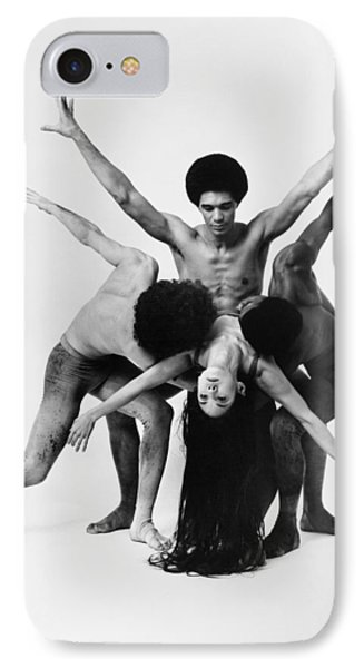 Dance: Alvin Ailey IPhone Case by Granger