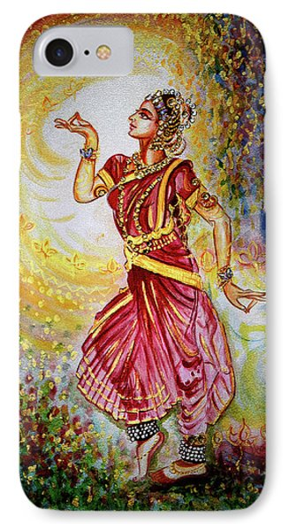 Dance IPhone Case by Harsh Malik