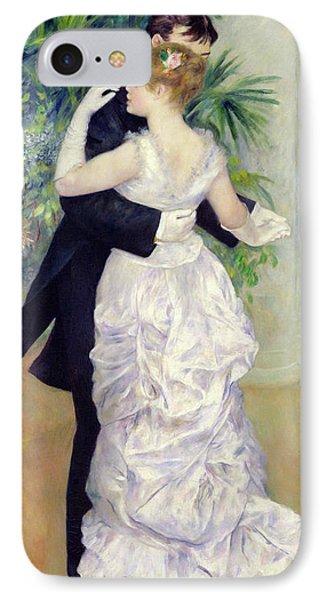 Dance In The City Phone Case by Pierre Auguste Renoir