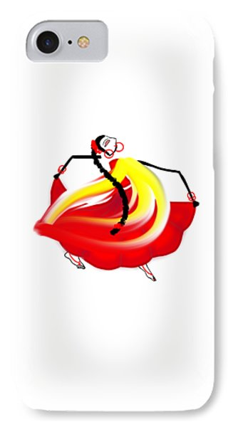 Dance Like No One's Watching IPhone Case