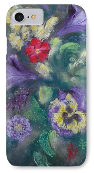 Dance Of The Flowers IPhone Case