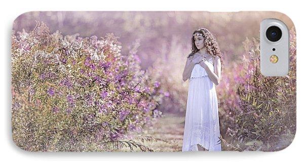 Dance Of The Sugar Plum Fairy IPhone Case by Evelina Kremsdorf