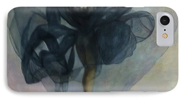 Dance With A Black Shawl IPhone Case