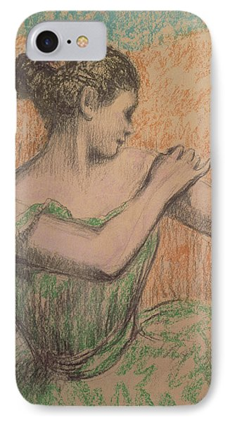 Dancer Phone Case by Degas