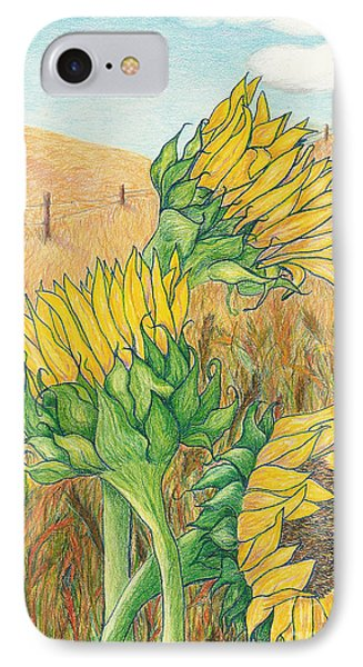 Dancing In The Breeze  IPhone Case by Vicki  Housel