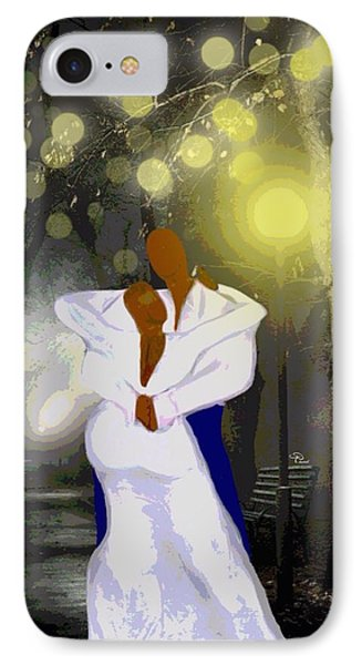 Dancing In The Park IPhone Case