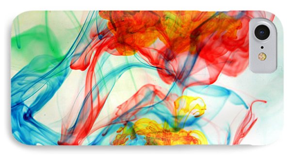 Dancing In Water IPhone Case by Michael Ledray