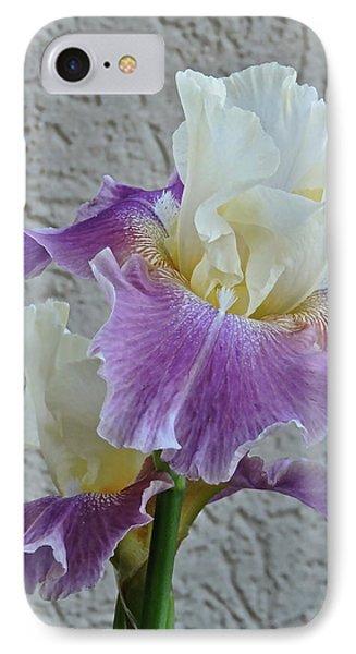 Dancing Iris IPhone Case