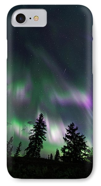 IPhone Case featuring the photograph Dancing Lights by Dan Jurak