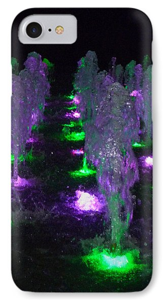IPhone Case featuring the photograph Dancing Waters No 3 by Margie Avellino