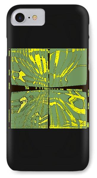 Dancing Waves IPhone Case by Ben and Raisa Gertsberg