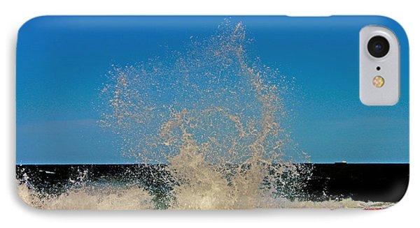 Dancing Waves Phone Case by Susan Vineyard