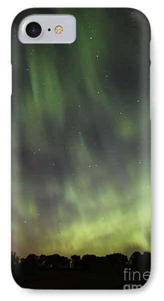 IPhone Case featuring the photograph Dancing With The Dipper by Larry Ricker