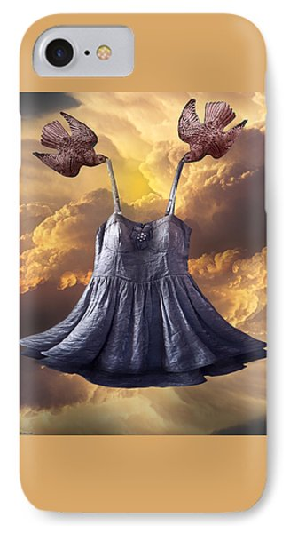 Dancing With The Stars Phone Case by Larry Butterworth