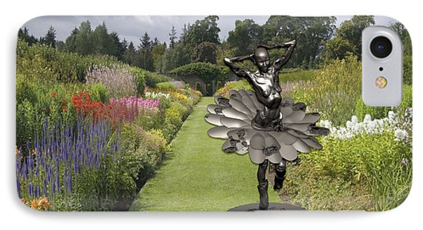 Dancing Zombie 13 IPhone Case