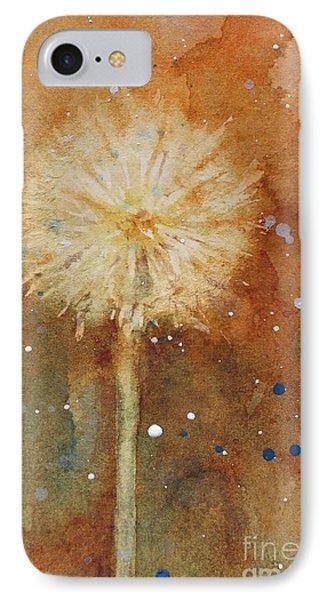 Dandelion Clock 1 IPhone Case