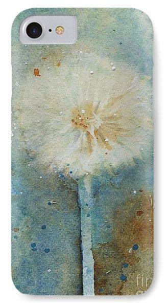 Dandelion Clock 2 IPhone Case