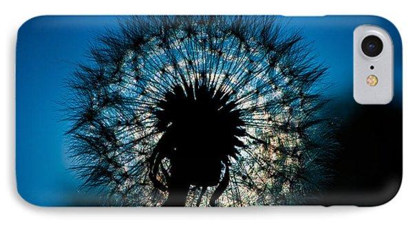 IPhone Case featuring the photograph Dandelion Dream by Jason Moynihan