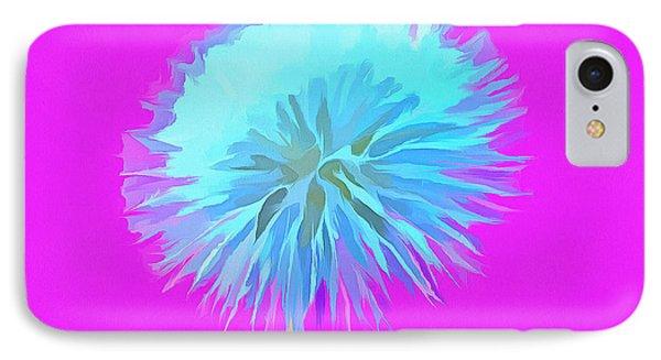 Dandelion Flair IPhone Case