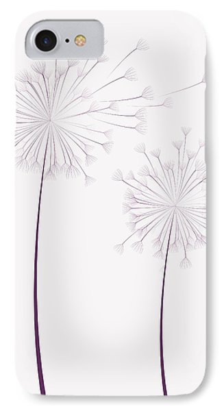 Dandelion Flower  IPhone Case