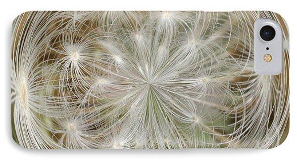 Dandelion Fluff Orb IPhone Case