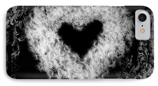 Dandelion Love Phone Case by Tamyra Ayles