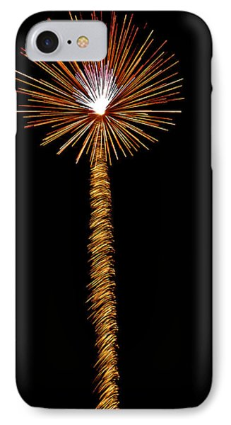 Dandelion IPhone Case by Phill Doherty