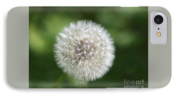 Dandelion - Poof IPhone Case