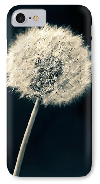 IPhone Case featuring the photograph Dandelion by Ulrich Schade