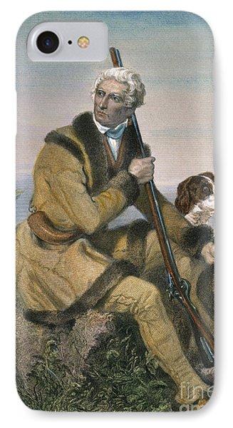 Daniel Boone (1734-1820) Phone Case by Granger