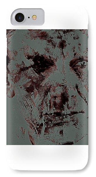 Daniel Craig 4f IPhone Case by Brian Reaves
