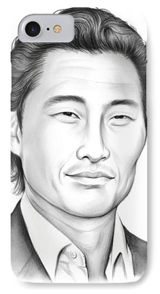 Daniel Dae Kim IPhone Case