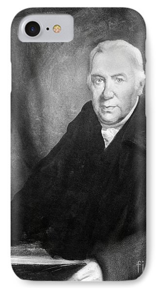 Daniel Rutherford, Scottish Chemist IPhone Case by Wellcome Images