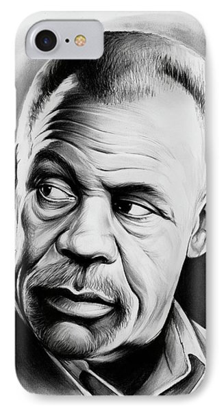 Danny Glover IPhone Case